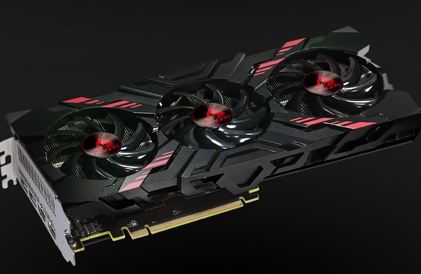 PowerColor introduced the most silent Red Dragon RX Vega 56