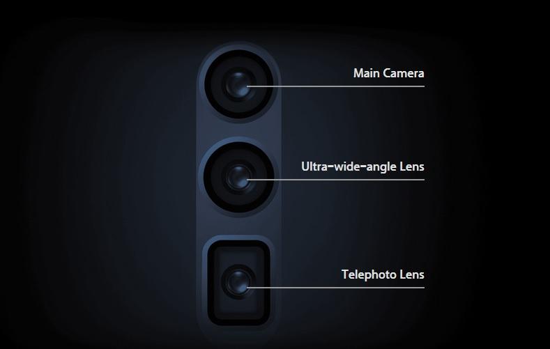 Oppo показала на MWC 2019 камеру с 10-кратным зумом и свой первый 5G-смартфон