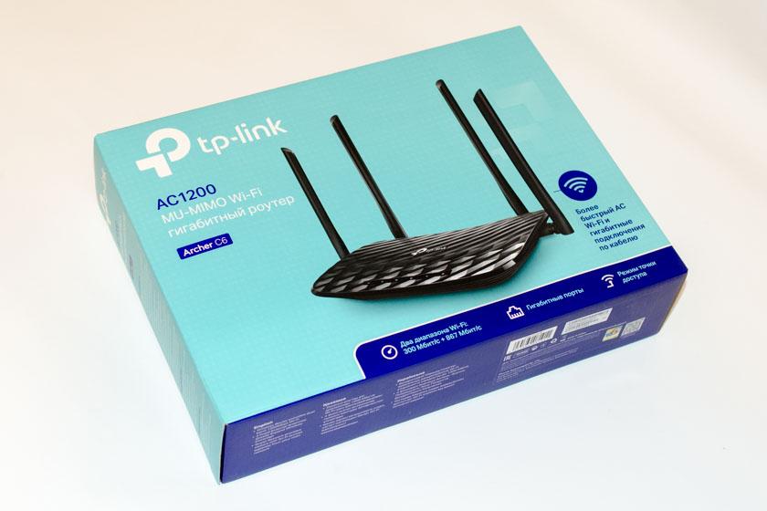 Обзор гигабитного MU-MIMO Wi-Fi роутера TP-Link Archer C6   gagadget com