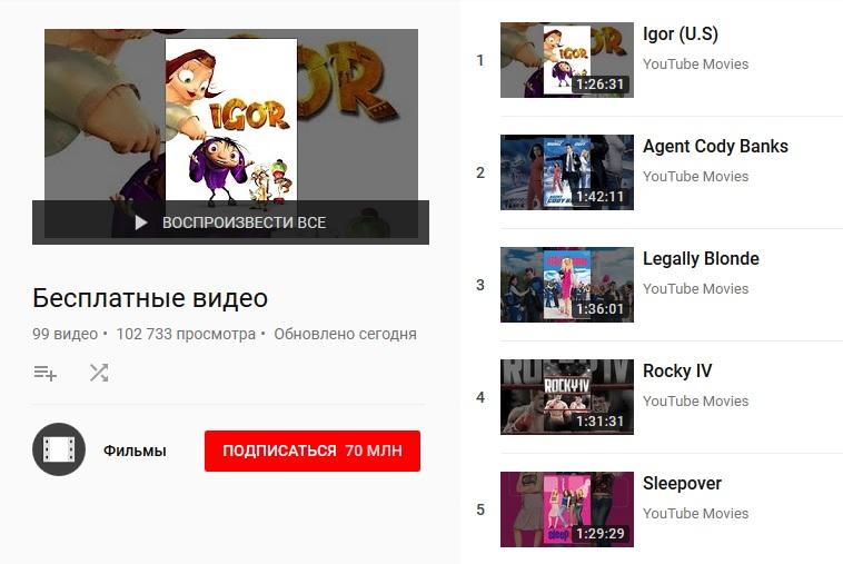 Видео фильмы ютуб Ютуб(documents.openideo.com) смотреть