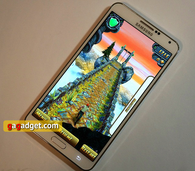 Обзор Samsung Galaxy Note 3-5