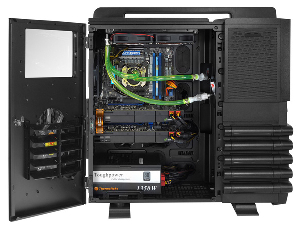 Компьютер для Голиафа: системный блок Thermaltake Level 10 GT-23