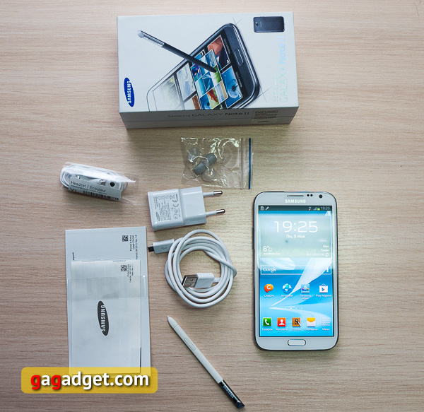 Обзор Android-смартфона Samsung Galaxy Note II (GT-N7100)-2