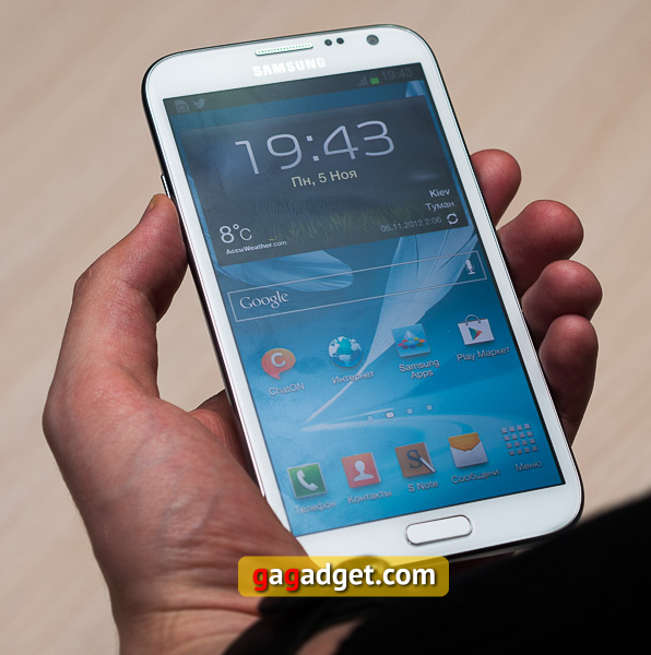 Обзор Android-смартфона Samsung Galaxy Note II (GT-N7100)-9