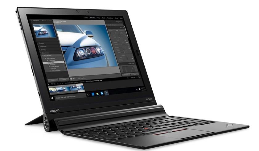 Lenovo показала флагманский планшет-трансформер