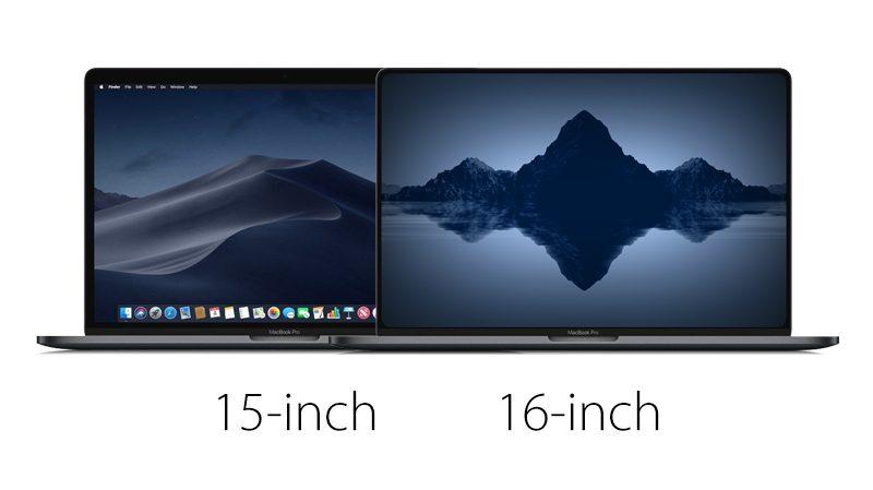 MacBook Pro 15 и 16