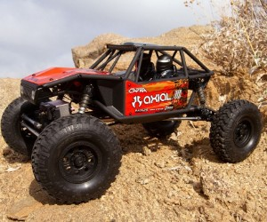 1:10 Axial® Capra™ 1.9 Unlimited Trail Buggy RC Rock Crawler review