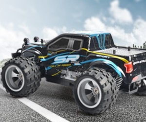 1:18 DOUBLE E RC Car High Speed Remote Control Car review
