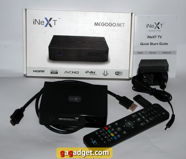 Обзор iNext TV Megogo: интернет-кинотеатр без компьютера-2