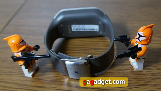 Обзор Samsung Galaxy Gear: делу — время-7