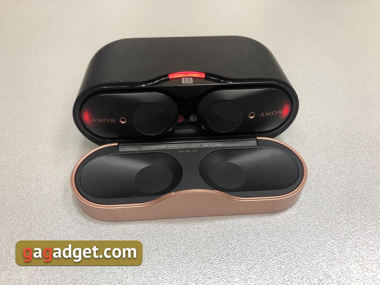 Обзор Sony WF-1000XM3: true wireless наушники с интеллектуальным шумоподавлением-2
