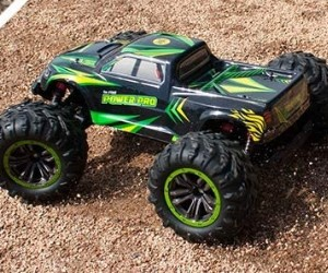 1:10 AlTAIR AERIAL RC Crawker, All-Weather Off-Road Monster Truck review