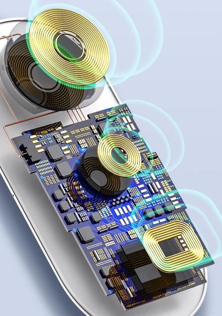Беспроводная 18 ваттная-зарядка Baseus 3-в-1 за $24 одновременно зарядит iPhone, Apple Watch и AirPods