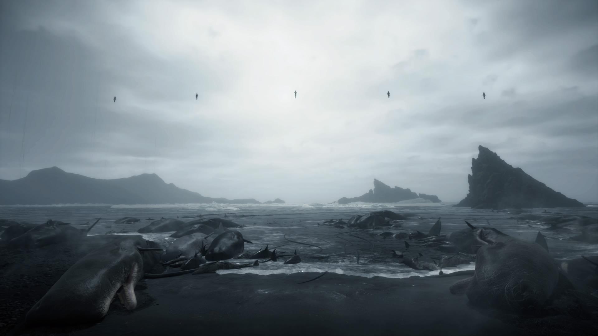 Обзор Death Stranding: я буду ждать тебя на берегу