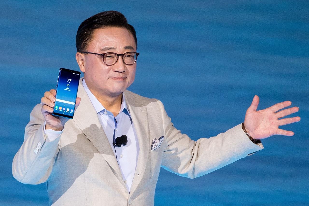 DJ Koh president and CEO of Samsung Electronics.jpg