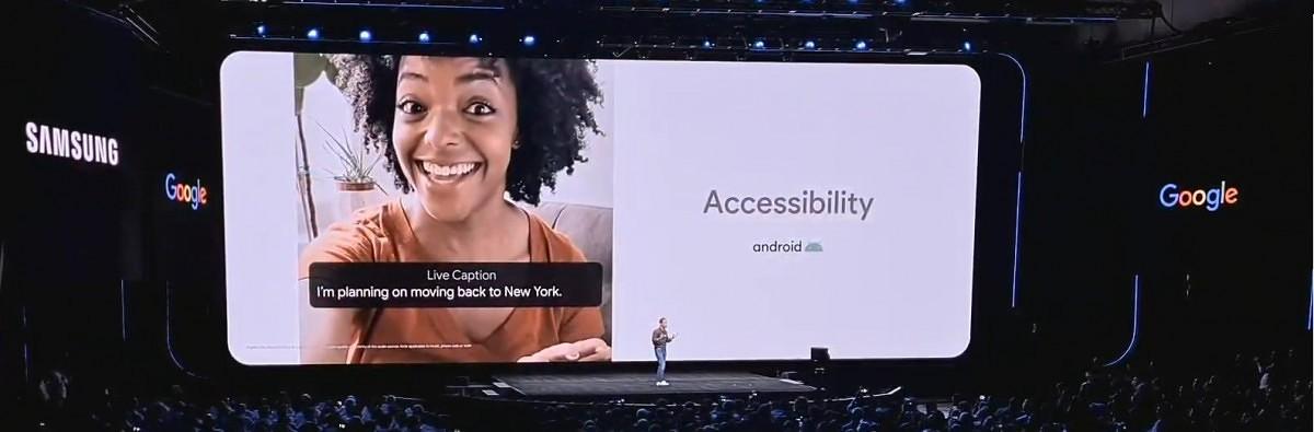 Смартфоны Samsung Galaxy S20 получили поддержку функции Live Caption из Google Pixel
