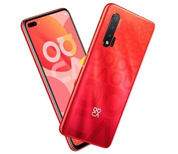 Huawei объявил дату анонса Nova 6 5G: смартфон получит «дырявый» экран и двойную селфи-камеру с широкоугольным объективом на 105 градусов