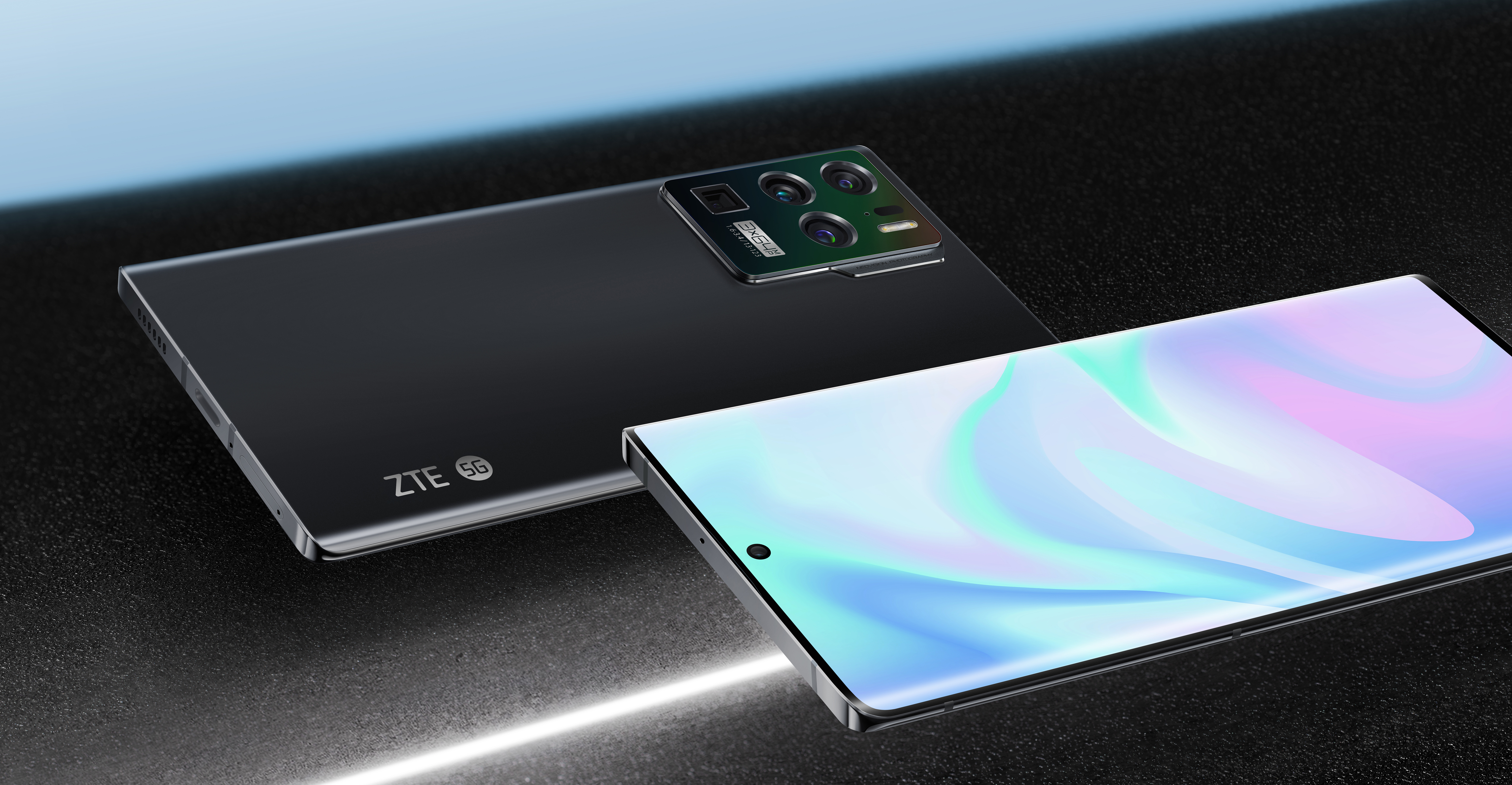 ZTE Axon 30 Ultra: the first smartphone with a triple 64 MP camera for $ 720