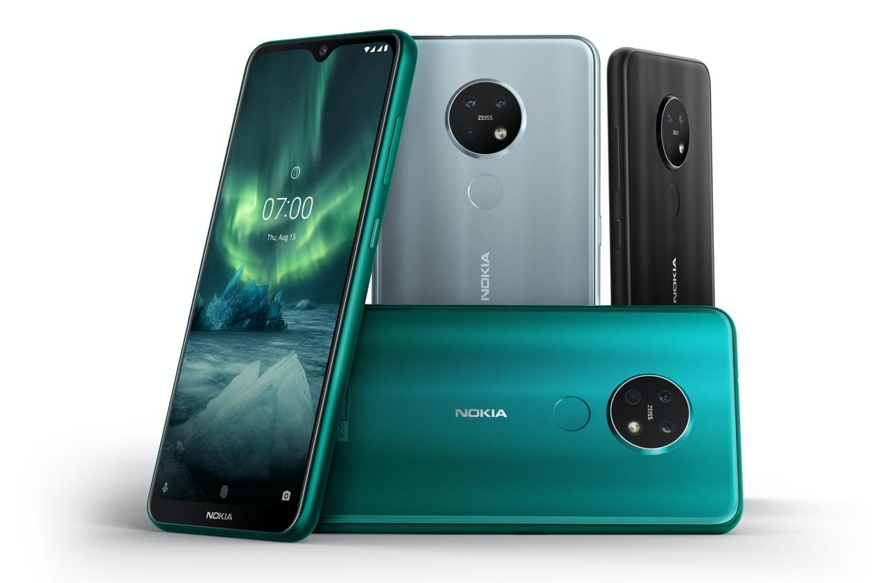 Почему Nokia 7.2 — идеальный подарок на Новый год-2