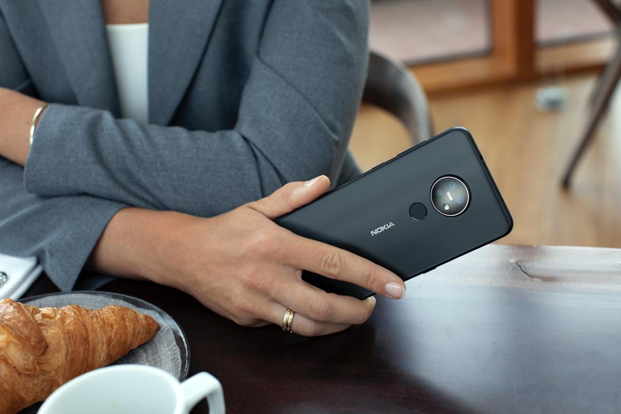 Почему Nokia 7.2 — идеальный подарок на Новый год
