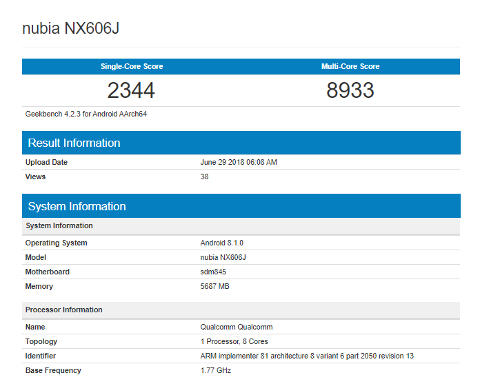 Nubia-Z18-in-Geekbench.png