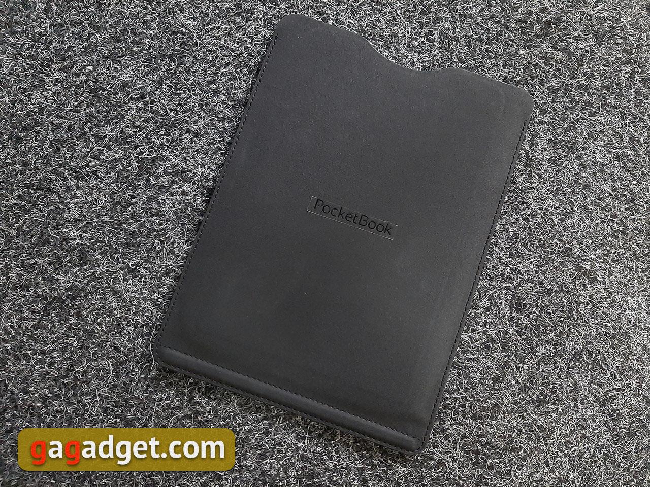 Обзор PocketBook InkPad 3 Pro: 16 оттенков серого на большом экране-11
