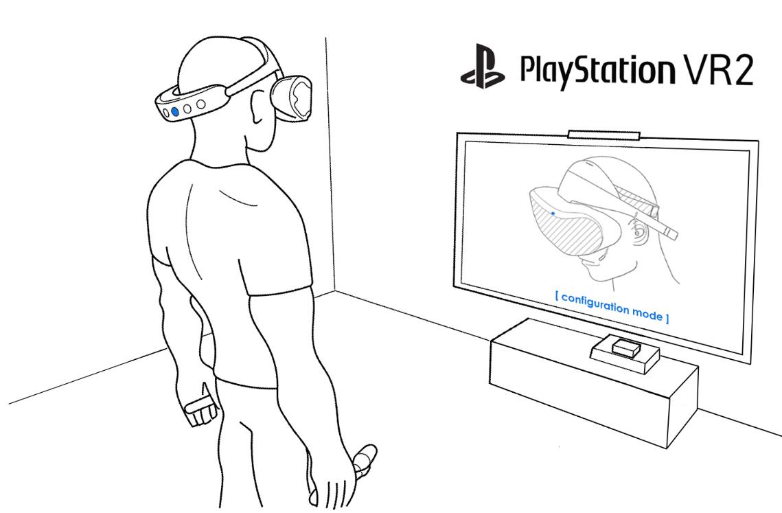 Sony готовит PlayStation VR2 для PlayStation 5 сбеспроводным подключением
