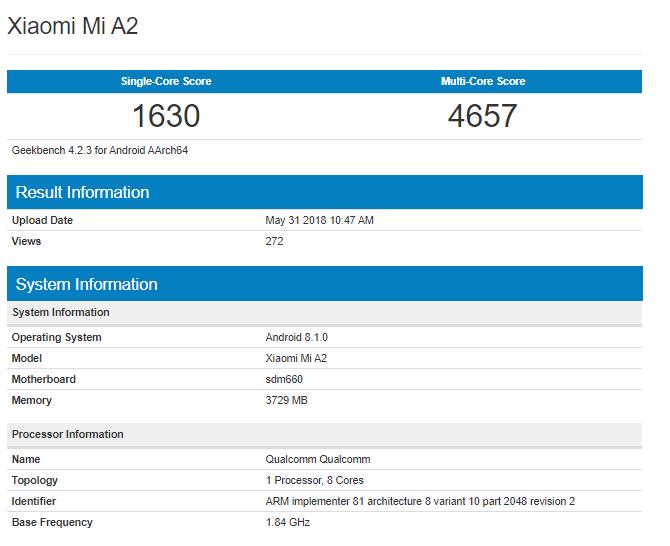 Xiaomi-MiA2-Geekbench.png