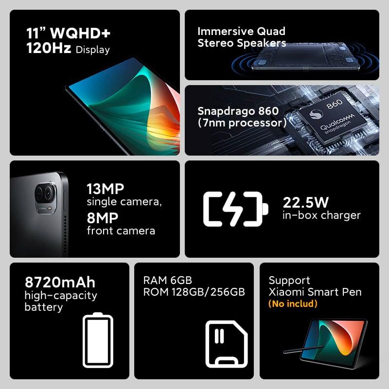 Успей получить подарки при заказе Xiaomi 11T Pro и Xiaomi Pad 5 на AliExpress по специальным ценам-4