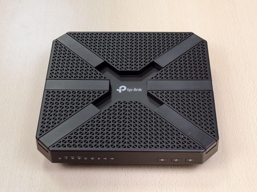 Обзор трёхдиапазонного MU-MIMO Wi-Fi роутера TP-Link Archer C4000-2