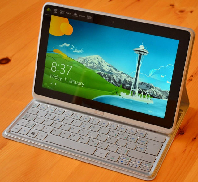 ACER ICONIA W700 DRIVER