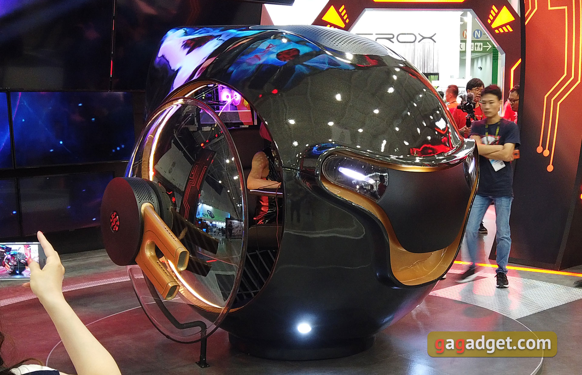 Computex 2019: игровые новинки и память ADATA