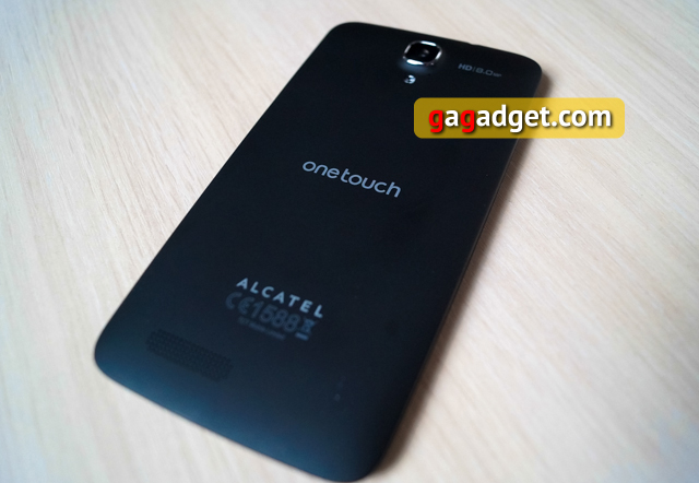 Обзор Alcatel One Touch Scribe HD-11