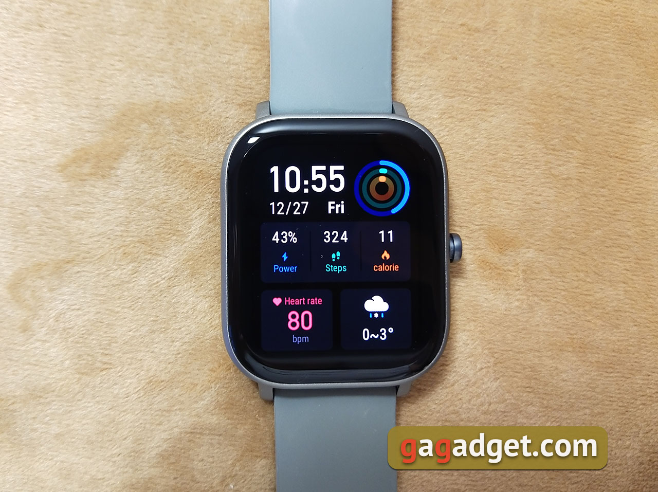 Огляд Amazfit GTS: Apple Watch для бідних?-35