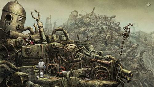 Приложение Дня для iOS: Machinarium Pocket Edition-3