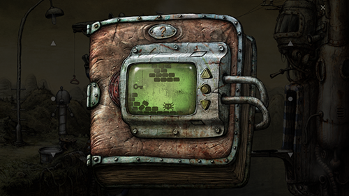 Приложение Дня для iOS: Machinarium Pocket Edition-6