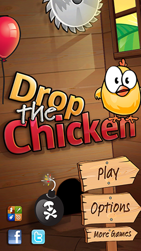Скидки в App Store: Drop the Chicken, Space Impact, CoverLab, Gym Machine.-3