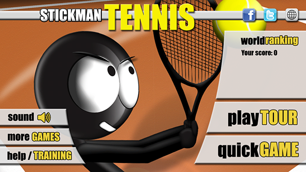 Скидки в App Store: Stickman Tennis, iWeather HD, Air Hockey, Instalyrics.-3