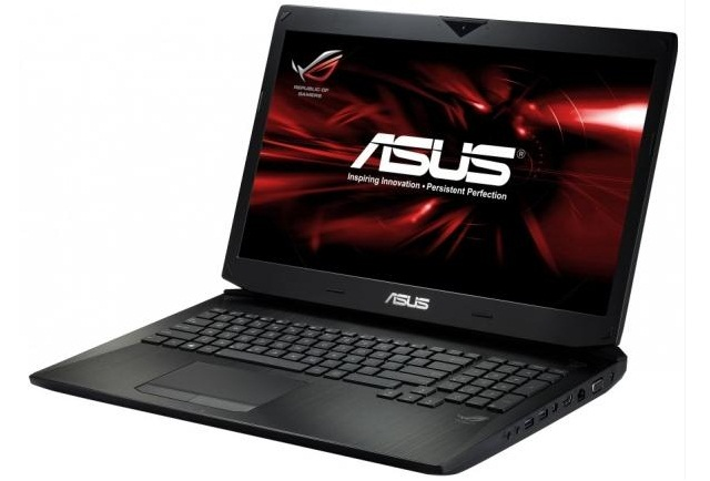 Игровой ноутбук Asus G750 с процессорами Intel Core Haswell и графикой серии NVIDIA GeForce GTX 700M