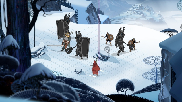 The Banner Saga летом выйдет на Android, iOS и Windows Phone-2