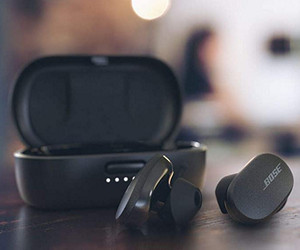 Bose QuietComfort Noise Cancelling Earbuds  review