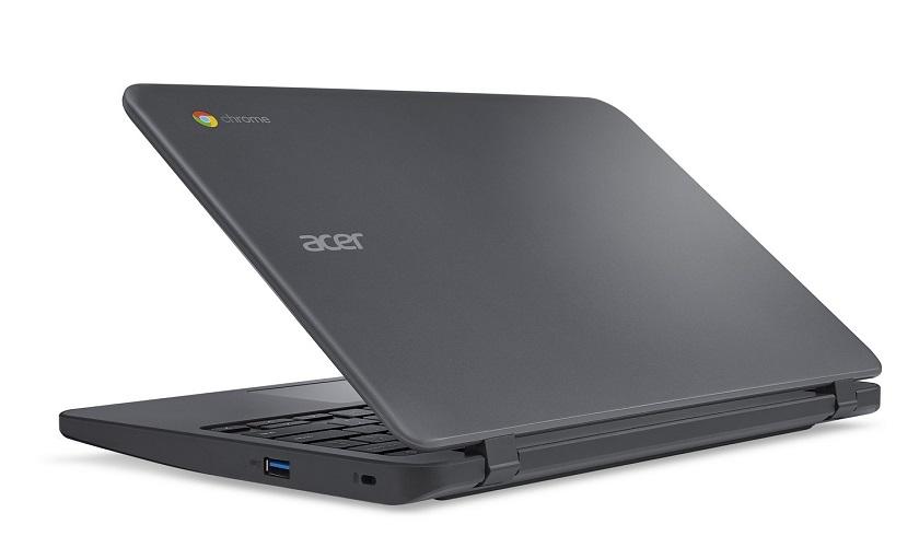 CES 2017: Acer представила хромбук Chromebook 11 N7