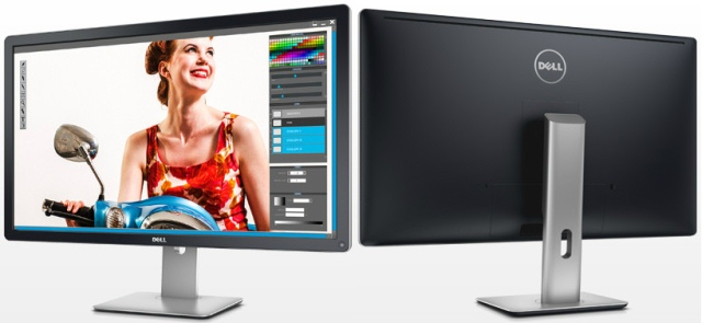 31.5-дюймовый монитор Dell UltraSharp UP3214Q с IGZO-матрицей 3840x2160-2