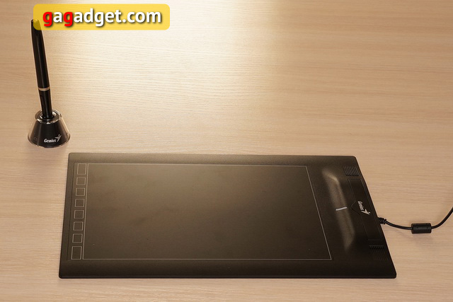 Обзор графического планшета Genius EasyPen F610E-3