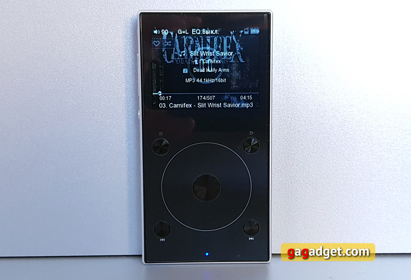 FiiO X3 Mark III review: evolutionary next step in the popular Hi-Fi players' line-up-6