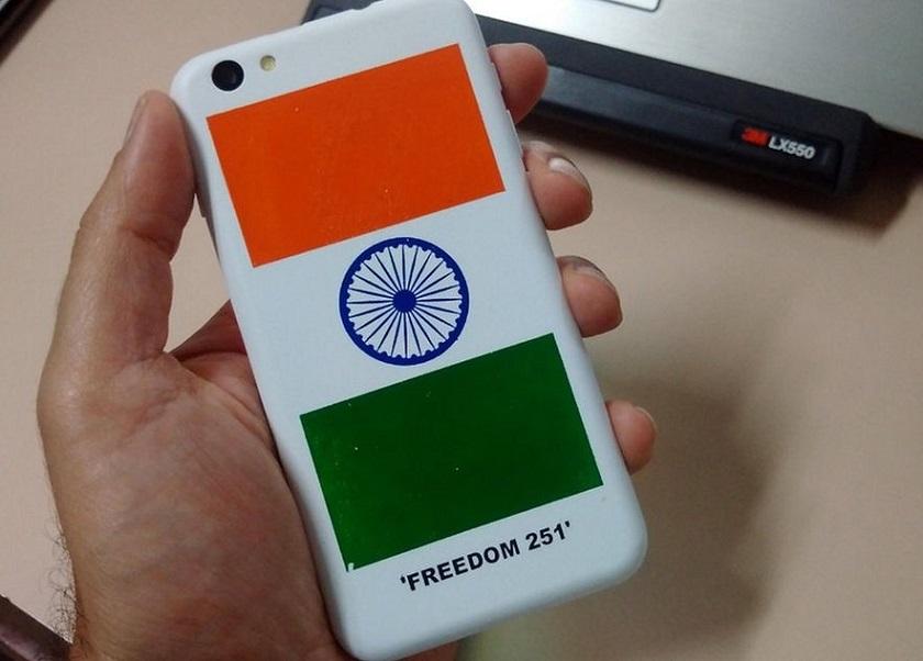 freedom 251 телефон купить