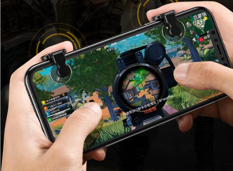 Удобный геймпад для смартфонов