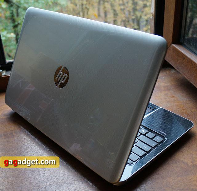 Обзор ноутбука HP PAVILION 15-e033er-3
