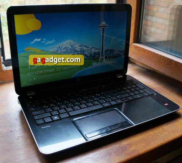 Обзор ноутбука HP PAVILION 15-e033er-18