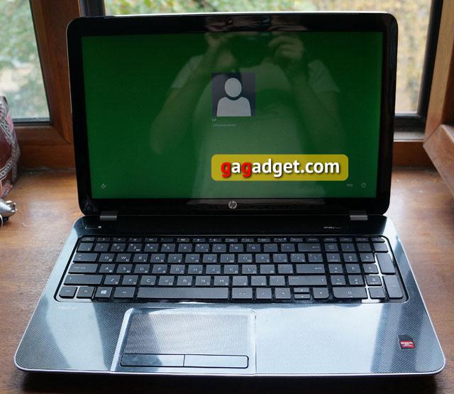 Обзор ноутбука HP PAVILION 15-e033er-19